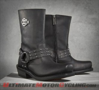 Harley-Davidson Women's Rosa & Men's Tyson Boots | Review
