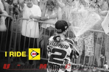I RIDE Dunlop Marketing Campaign Launches