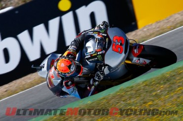2014 Jerez Moto2 Friday Practice Results | Leader Rabat Fastest