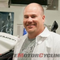 Triumph Motorcycles America CEO Heichelbech - 'Executive of the Year'