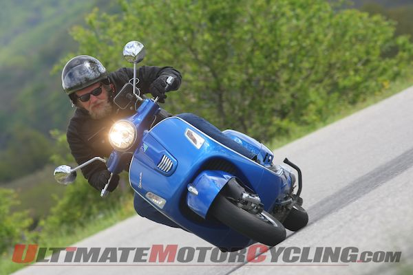 2014 Vespa GTS 300 Super Review