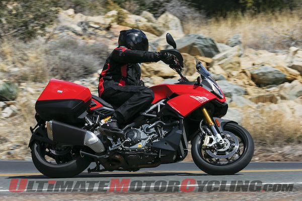 2015 Aprilia Caponord 1200 ABS Review | Northern Dancer