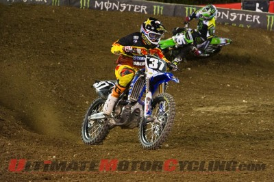2014 AMA Supercross Rookie of the Year - KTM's Roczen & Yamaha's Webb