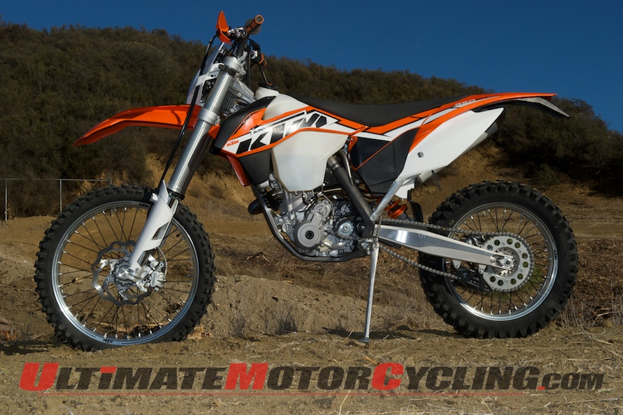 2014 ktm 350 xcf-w review | off-road test