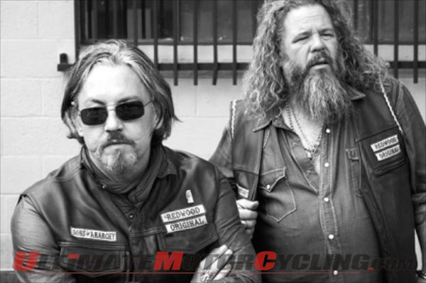 Sons of Anarchy Stars to Visit Las Vegas BikeFest