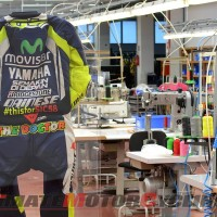 Valentino Rossi's #thisforSIC58 Dainese Suit Auction Begins