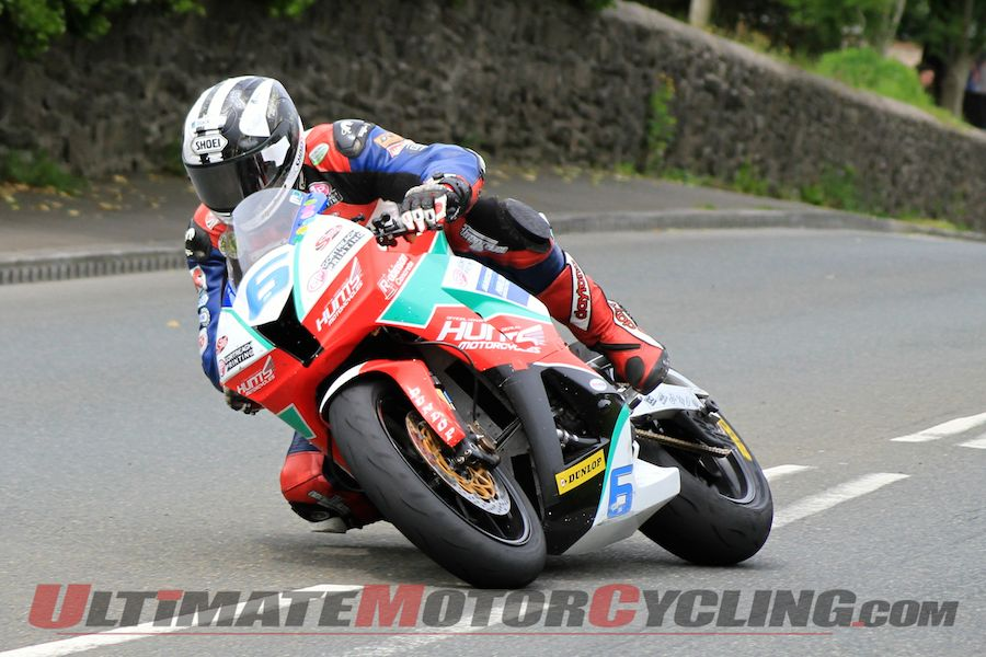 Michael Dunlop Wins Supersport 2 TT; Achieves 10 TT Victories