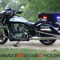 Daytona Beach Police Switch to Victory Motorcycles