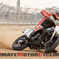 Harley Street 750 at Austin X Games Flat Track Exhibition Race | Video