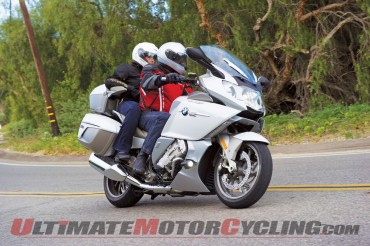 2014 BMW K 1600 GTL Exclusive Review | Welcome to the Club