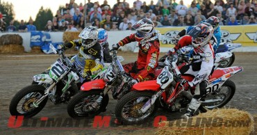 AMA Pro Flat Track Heads to Pacific Northwest for Castle Rock TT