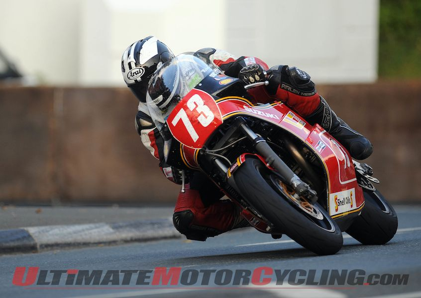 Suzuki XR69 Pilot Michael Dunlop Heads Entry for Formula 1 Classic TT