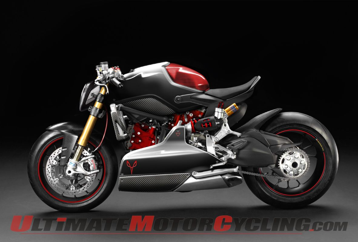 Meet the Gannet Cafe Fighter Ducati 1199 Panigale