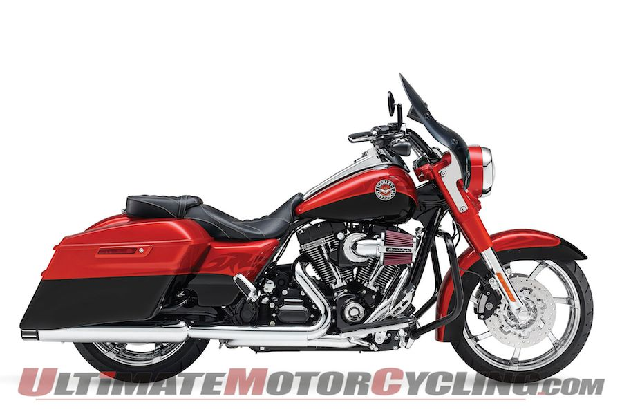 Harley-Davidson Recalls Over 66,000 2014 Touring Motorcycles