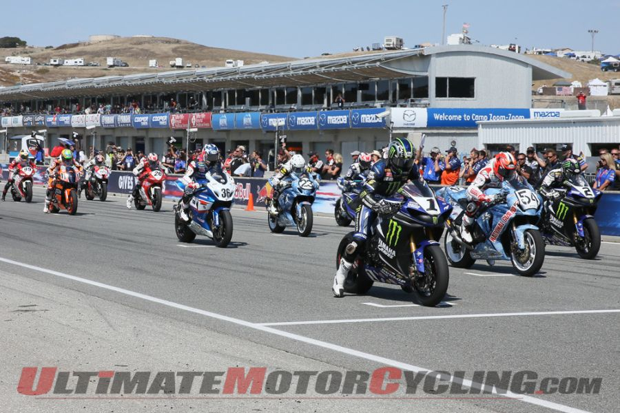 Laguna Seca AMA Pro Road Racing |No Broadcast on FansChoice.tv