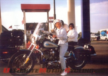 AMA Motorcycle Hall of Famer Margaret Wilson Passes