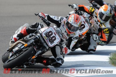 Indy MotoGP | McWilliams to Wildcard at AMA Harley-Davidson Race