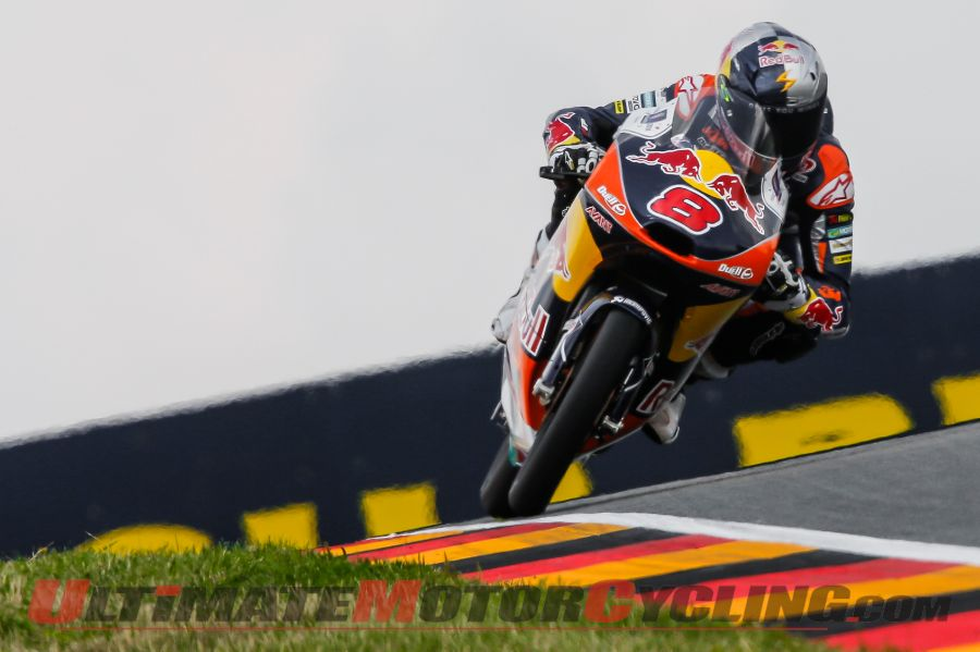 Sachsenring Moto3 Friday Practice | Miller Sets the Pace