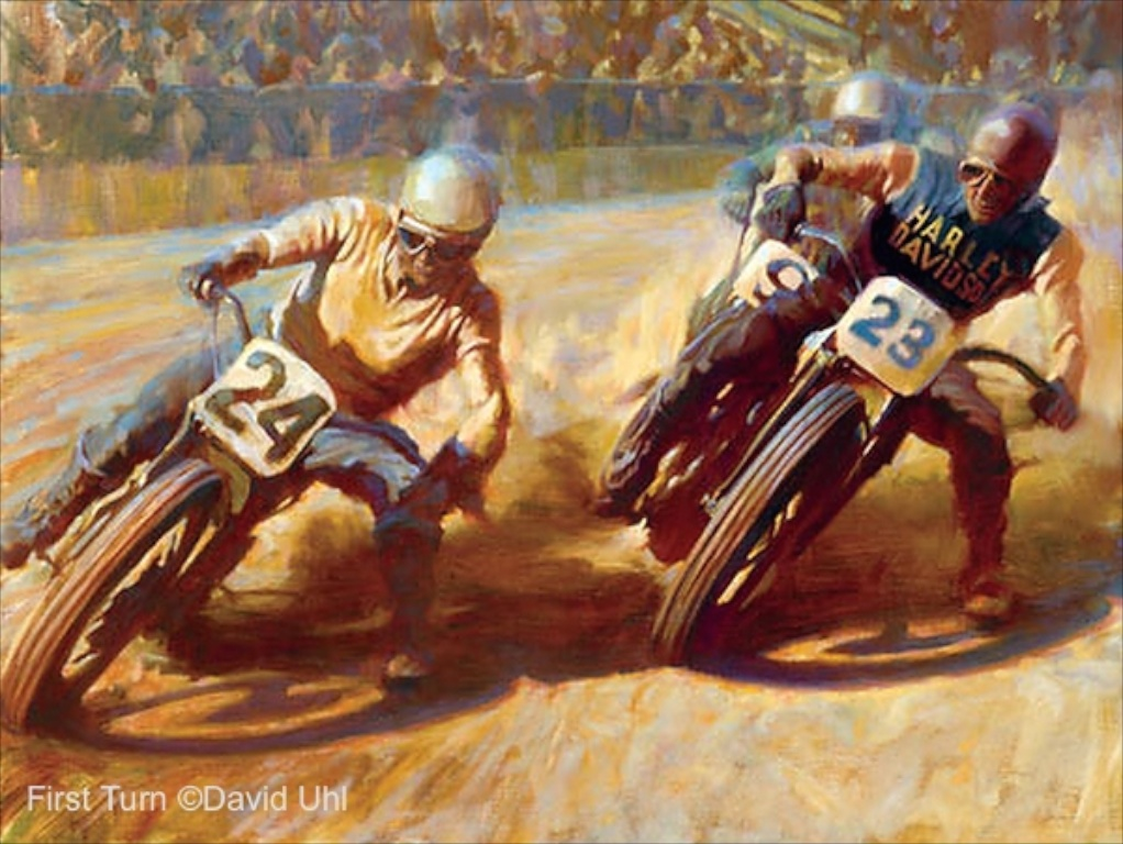 Lichter's Built for Speed – Race Inspired Motorcycles and Art to Sturgis