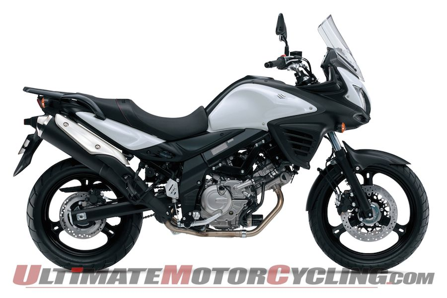2014 Suzuki V-Strom DL650A Recall Due to Drive-Chain Issues