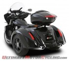 Victory Cross Country Crossfire LLS Trike Conversion Available
