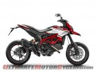 2015 Ducati Hypermotard SP Unveiled with Corse Color Scheme