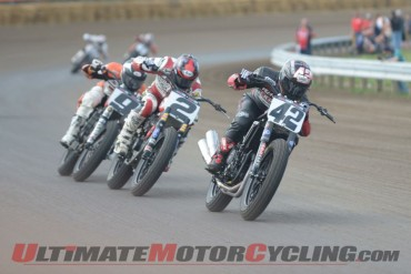 AMA Pro Flat Track Slides Back to Springfield Mile