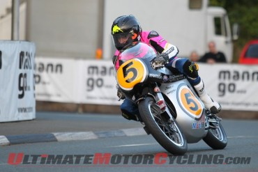 2014 Classic TT | Bruce Anstey to Team with McIntosh on Norton
