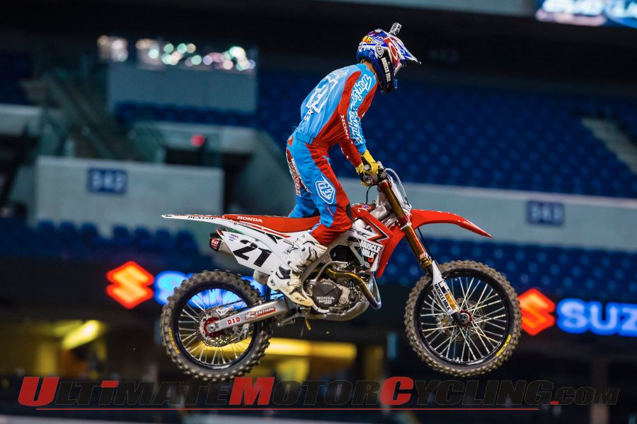 Cole Seely Signs with Factory Honda Supercross Team