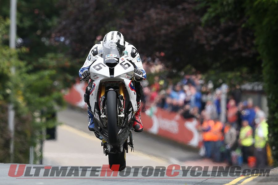 Michael Dunlop Set for World's Fastest Road Race – Ulster GP