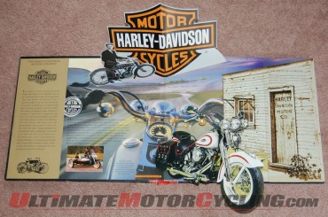 Harley-Davidson: A Three-Dimensional Tribute to an American Icon | Review