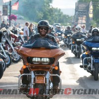 Harley-Davidson Road Glide Officially Returns at Sturgis - Video