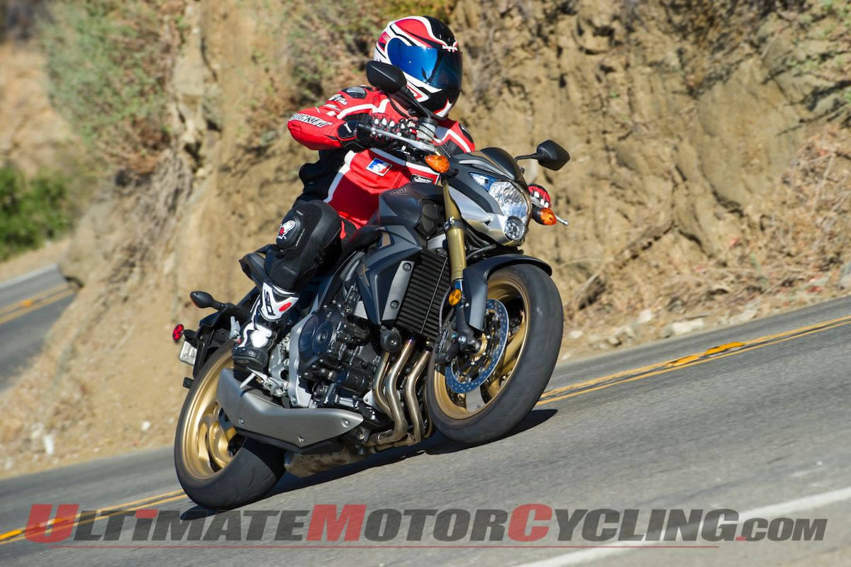2014 Honda CB1000R Review | Secret Italian Love Child