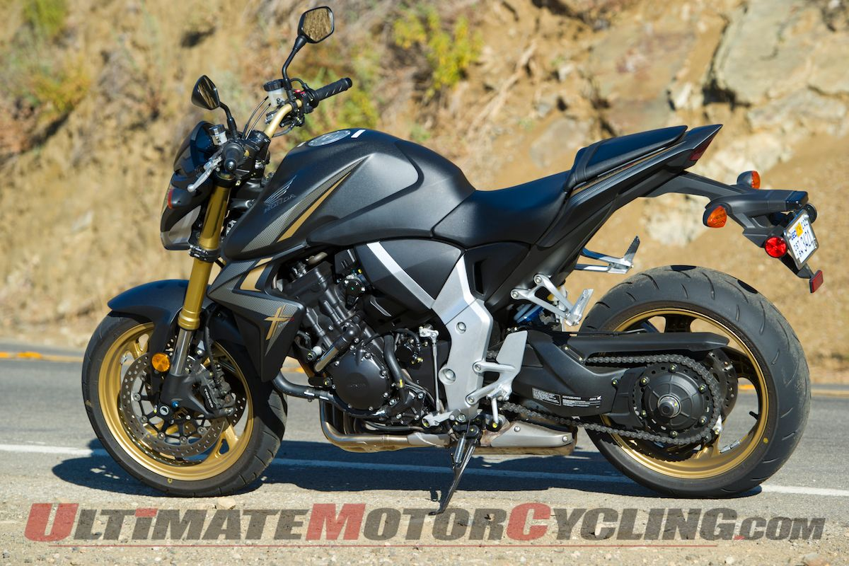 2014 Honda CB1000R Review