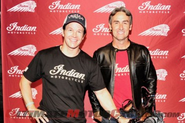 Indian Motorcycle Rolls Out 2015 Scout at Sturgis VIP Party