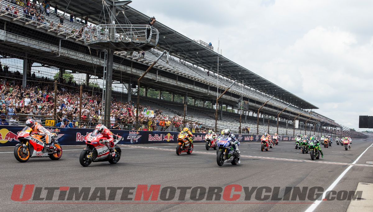 2014 Indy MotoGP Results