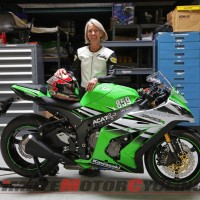 Kawasaki Ninja ZX-10R Sets Sights on Bonneville Land Speed Record