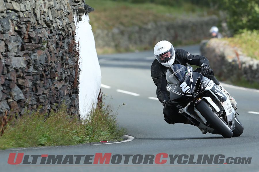 2014 Junior Manx Grand Prix Results | Lawson Takes Lucky Win