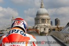 MotoGP's Marquez Halts London Crowds on Millennium Bridge
