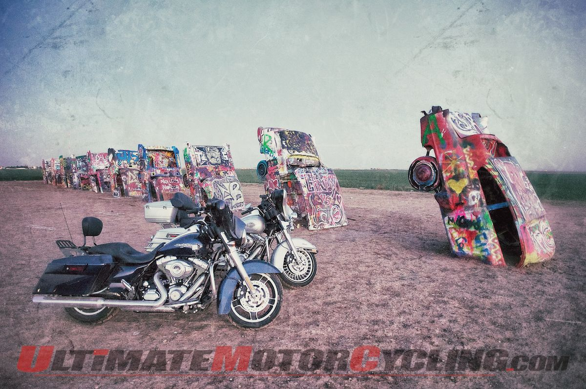 Secrets of Route 66 | Touring the Mother Road Via Motorcycle