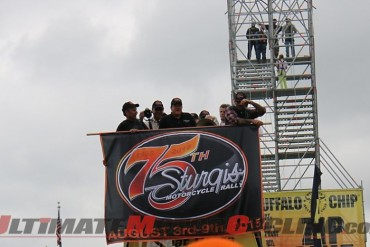 75th Sturgis Motorcycle Rally Logo Unveiled Wednesday