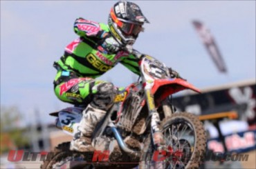 GEICO Honda's Tomac Wraps Up Remarkable 2014 Motocross Season