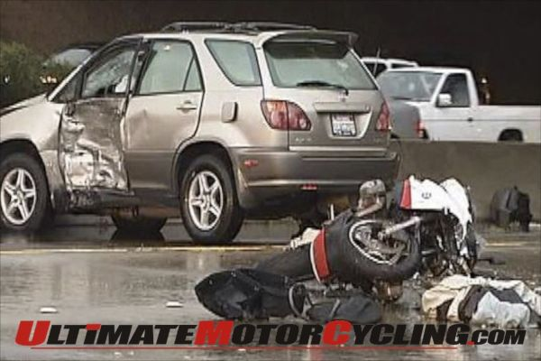 Top Five Contributing Factors in Motorcycle Crashes