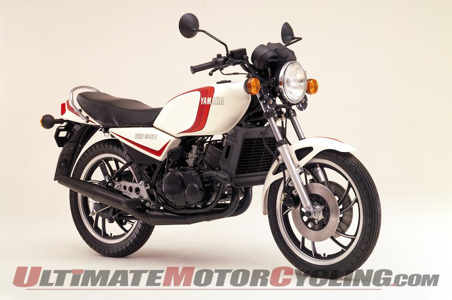 Yamaha RD350LC | Most Popular Motorcycle of 1980s in UK