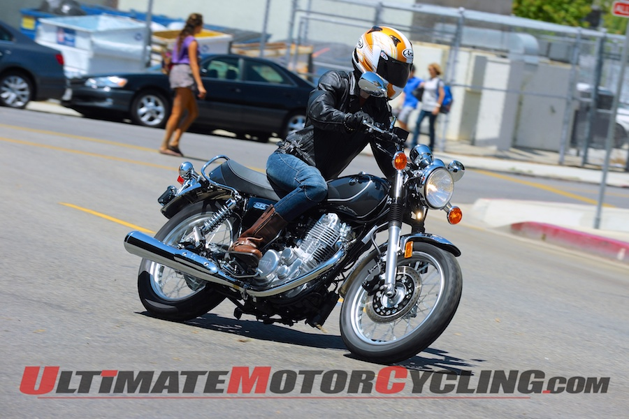 2015 Yamaha SR400 Review | First Ride