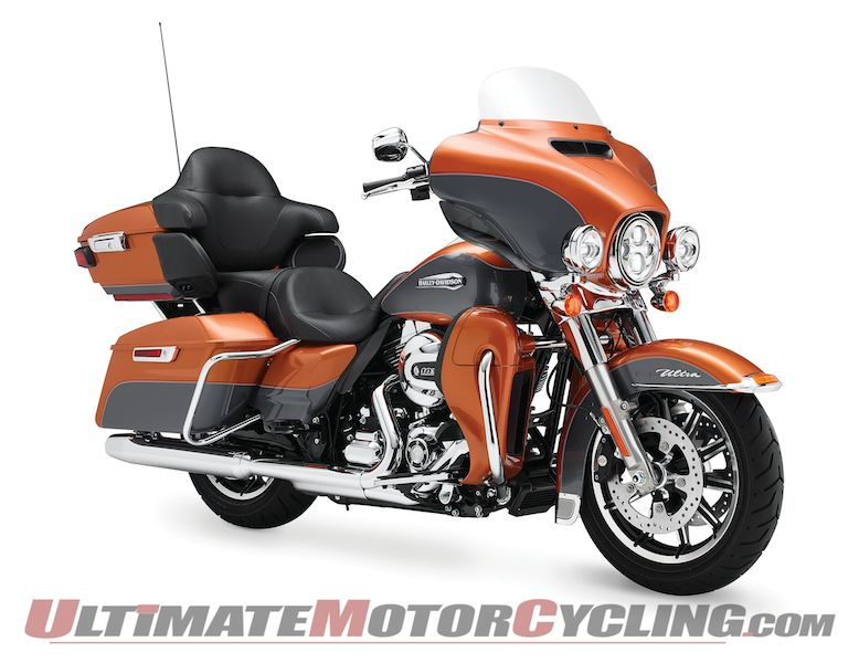 2015 Harley-Davidson Electra Glide/Ultra Limited Low Models | Preview