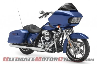 2015 Harley-Davidson Road Glide (Special) Unveiled at Sturgis