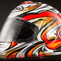 Arai Corsair-V with Updated R75 Shape | Review