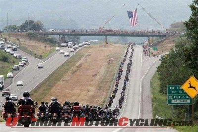 Two Million Bikers & Madison Rising to Rock D.C. in 9/11 Tribute