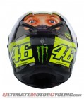 AGV Rossi Replica 'Double Face' Corsa Helmet Released